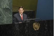 Discurso de Bruno Rodríguez Parrilla en la ONU