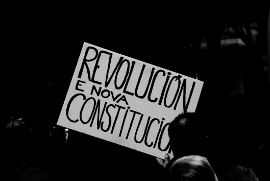 Cambio interior e individual necesario para a revolución global