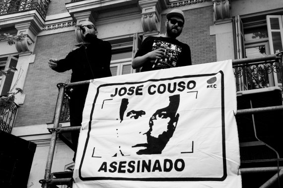Música y periodismo unidos en una causa común. Justicia para José Couso.