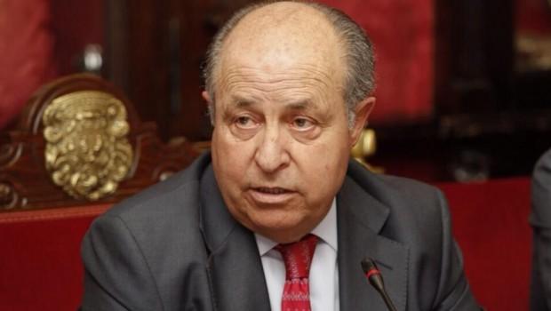 El alcalde de Granada, José Torres Hurtado