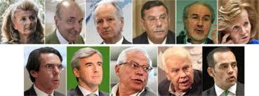43 políticos 'enchufados' en eléctricas | Crónica | EL MUNDO